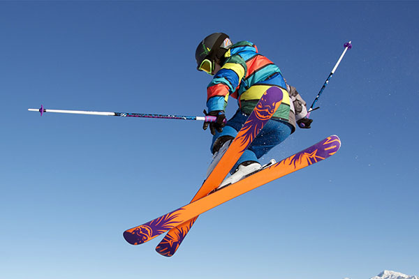 Materiel locaiton de ski : Skis Freeride junior